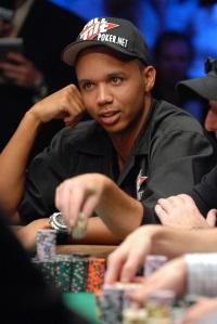 Phil Ivey poker speler