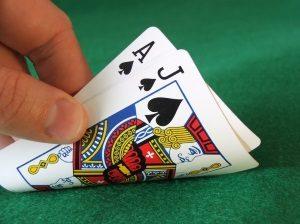 blackjack valsspelen