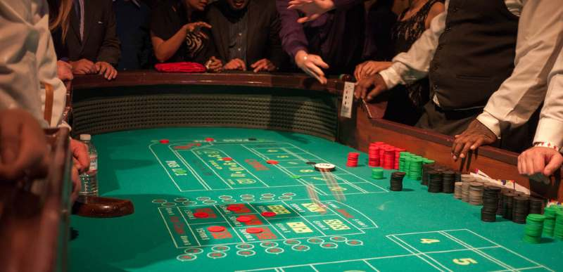 CasinoOplichters alles over fraude en valsspelen bij craps