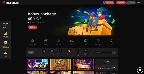 casinooplichters.nl review betchan screenshot