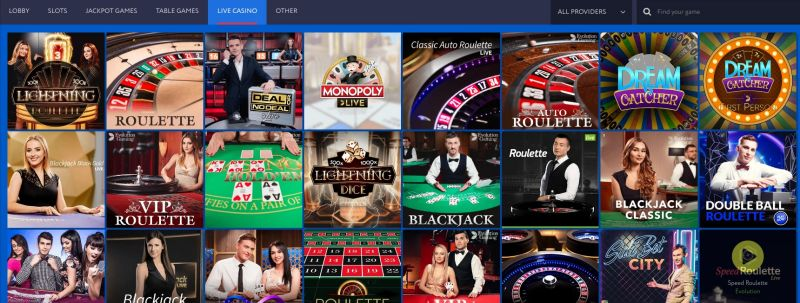 casinooplichters.nl review EUslot live casino spellen aanbod